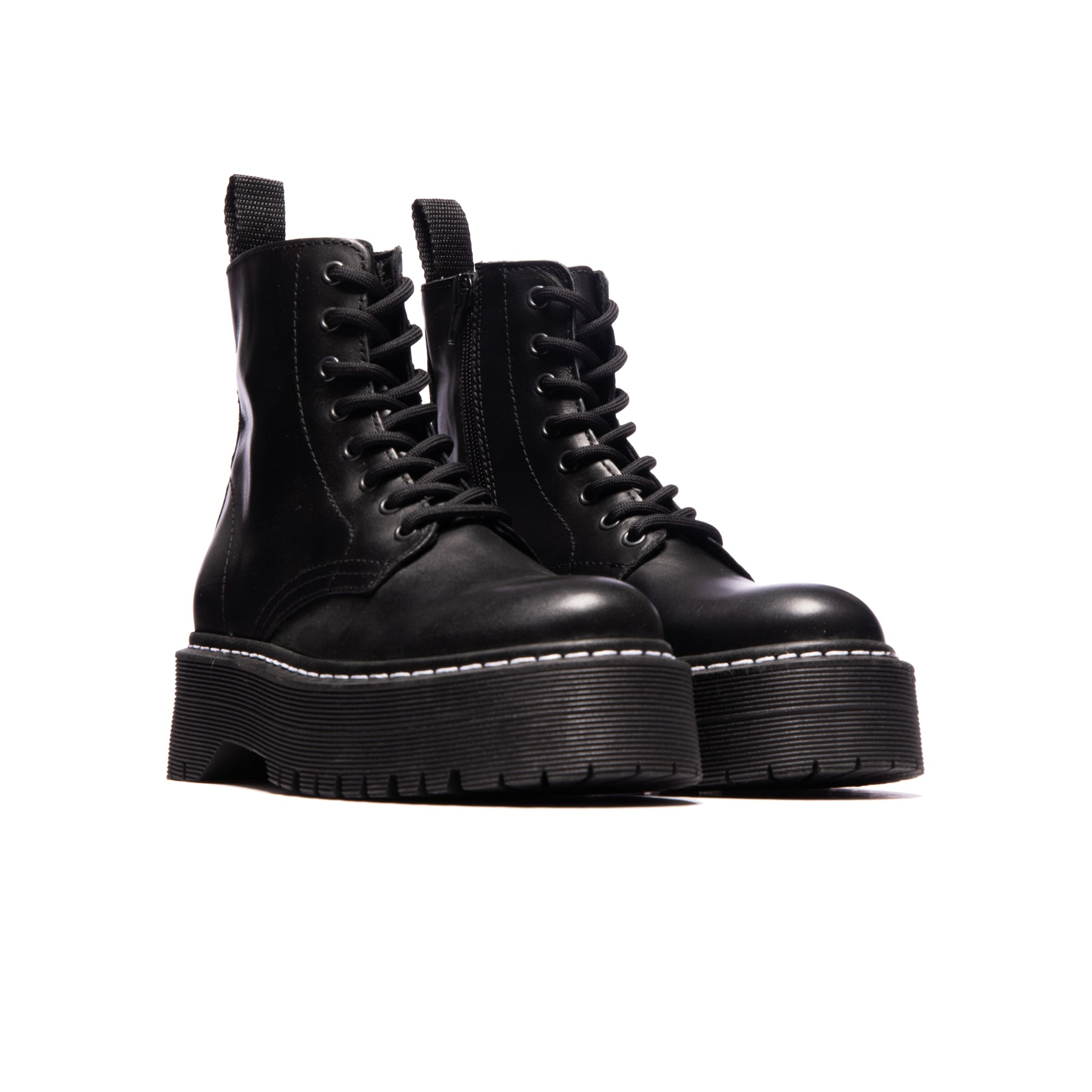 Josta Black Leather