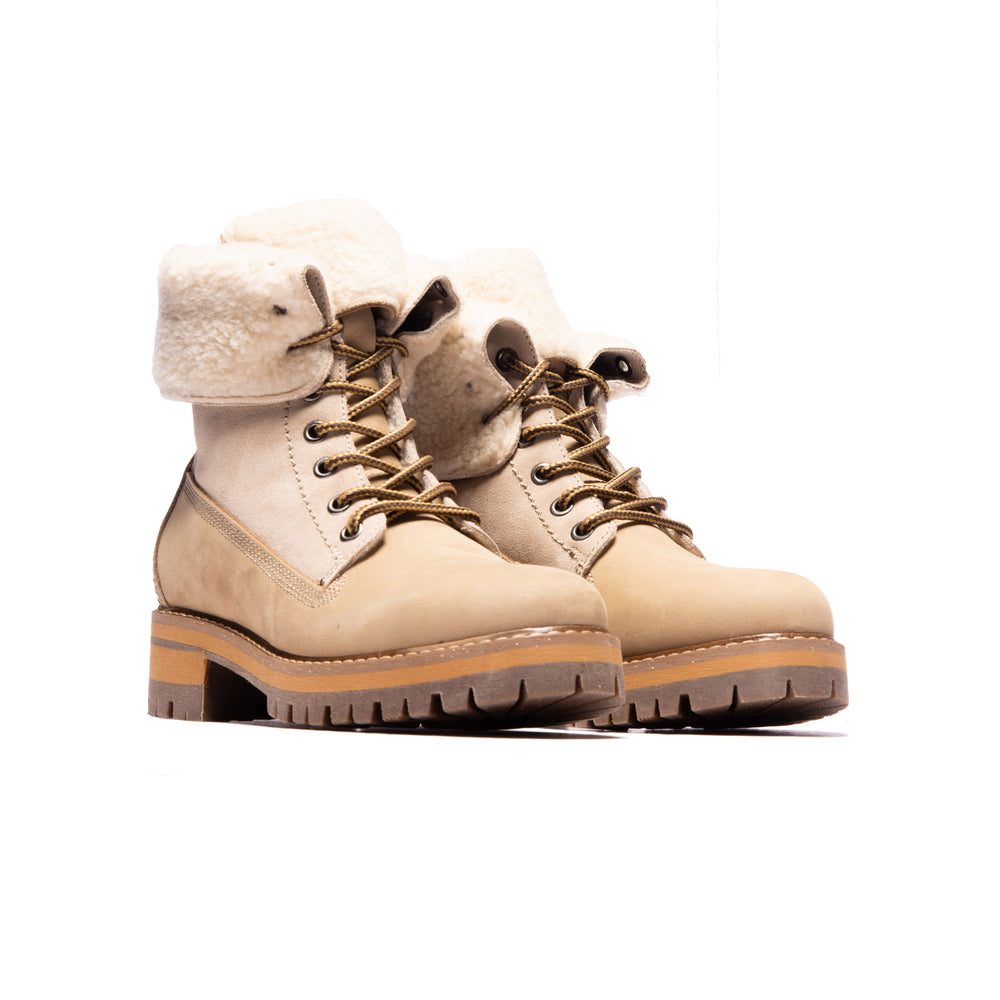 Load image into Gallery viewer, Banff Beige Nubuck