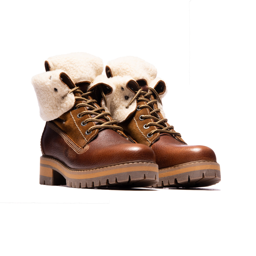 Load image into Gallery viewer, Banff Burgundy Nubuck