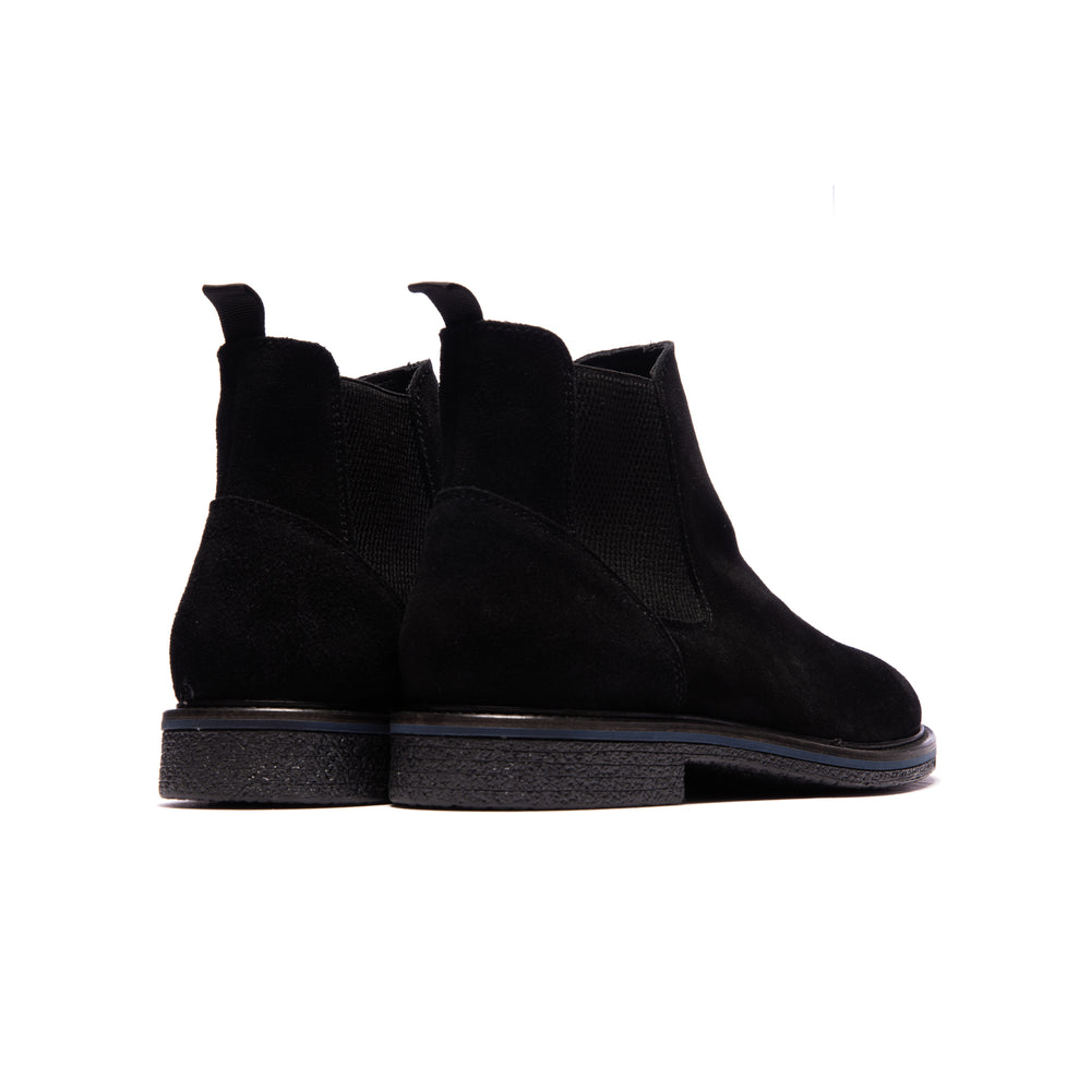 Load image into Gallery viewer, Petro Black Suede
