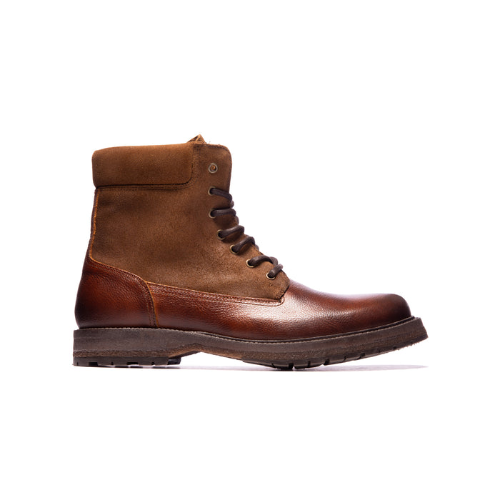 Sklav Brown Leather/Nubuck