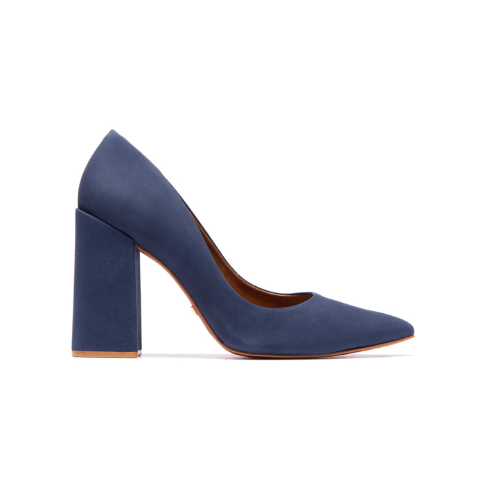 Catalina Navy Nubuck