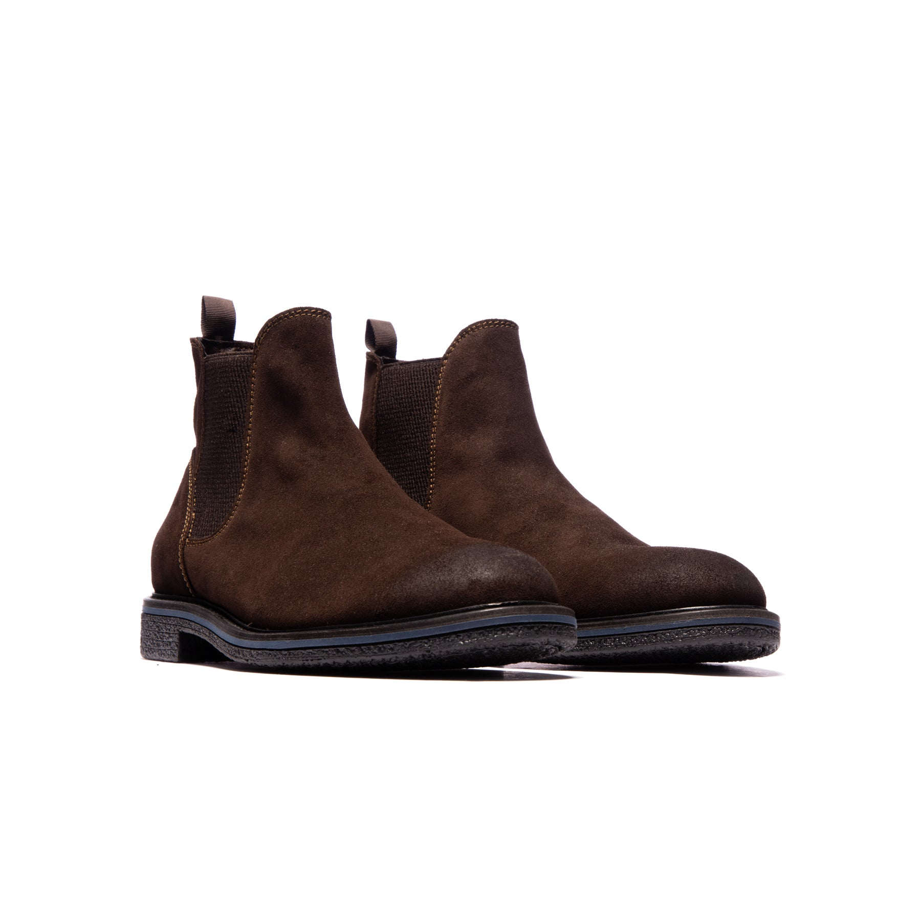 Petro Brown Suede