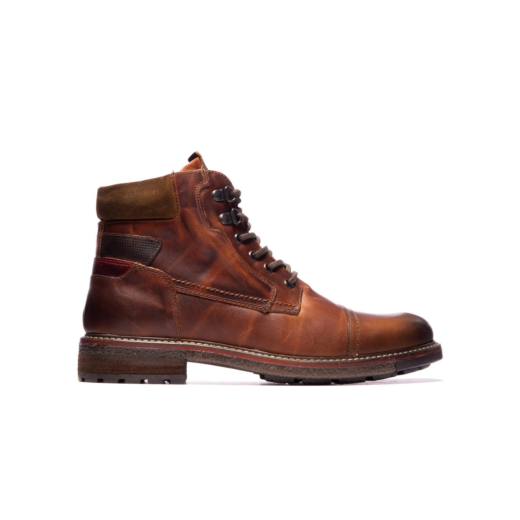 Colorado Cognac Leather