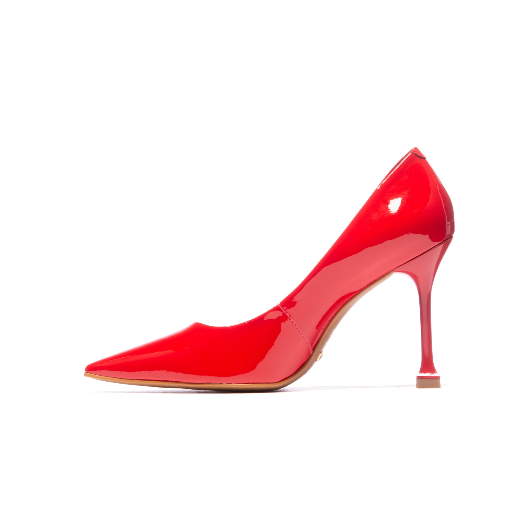 Trinity Red Patent
