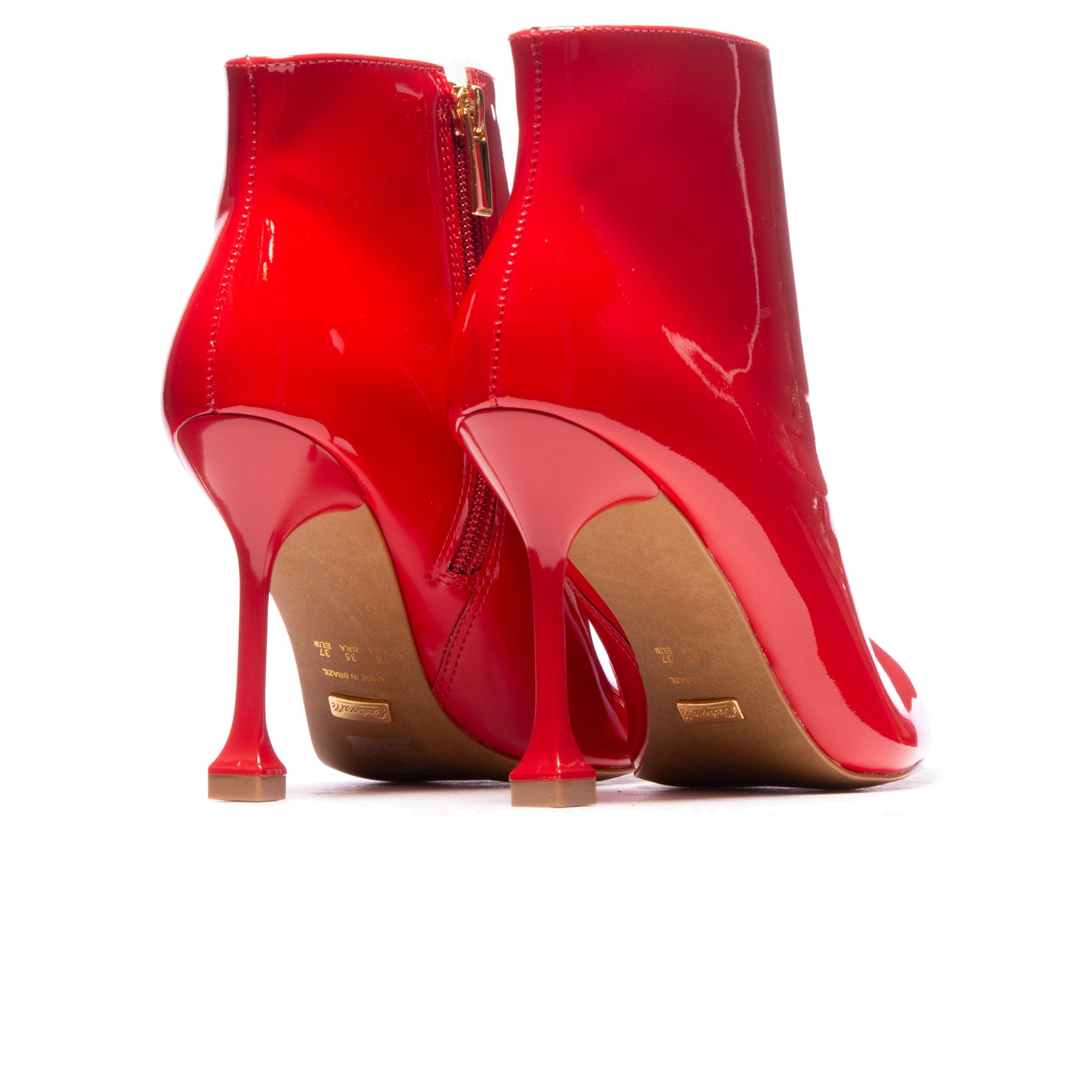 Florence Red Patent