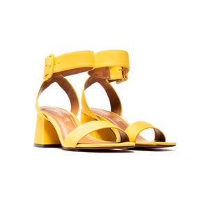 Load image into Gallery viewer, Aubrey Yellow Nubuck