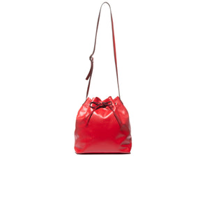 Verni Red Leather