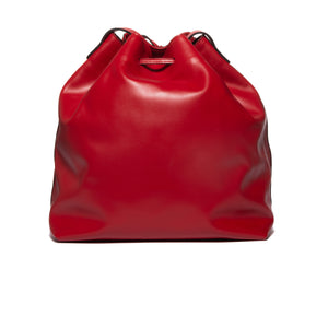 Load image into Gallery viewer, Verni Red Leather