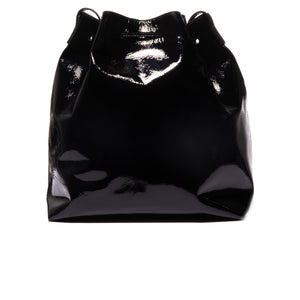 Load image into Gallery viewer, Verni Black Patent Leather