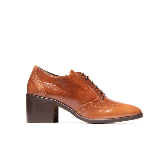 Leanne Chestnut Leather