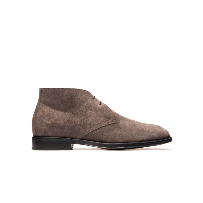 Christopher Grey Suede