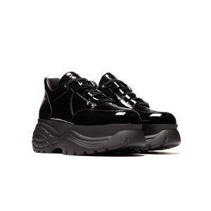 Moster Black Patent