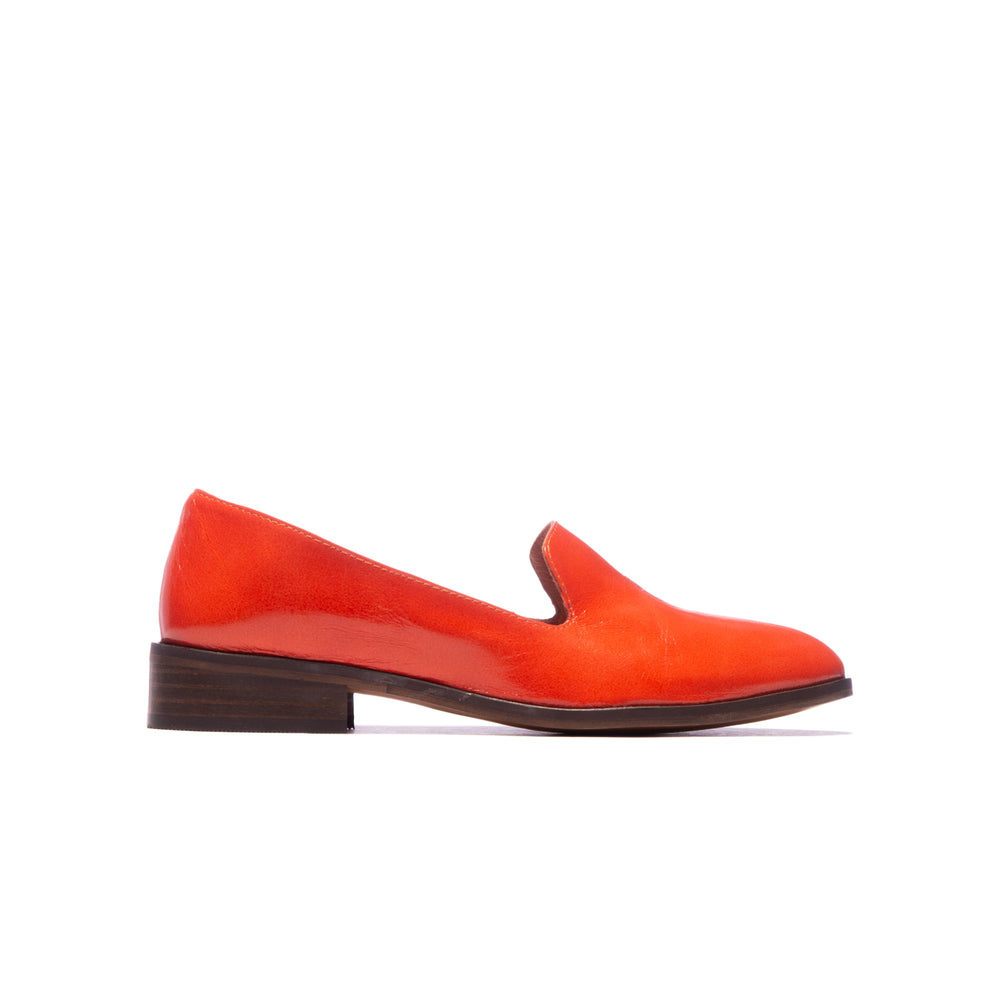 Nena Coral Leather