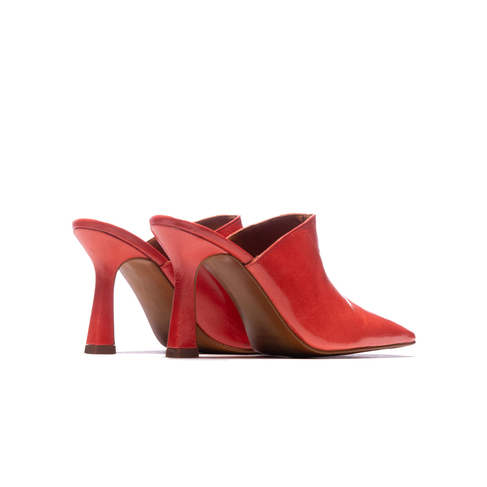 Madelaine Coral Leather