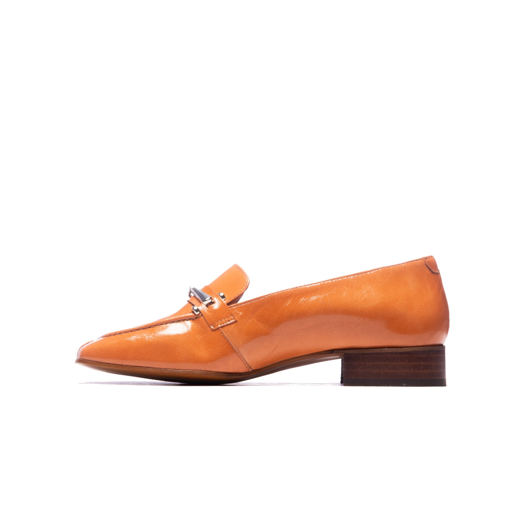 Marbella Burnt Orange Leather