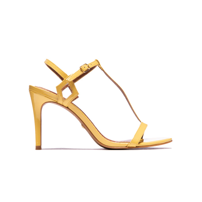 Flavia Yellow Patent