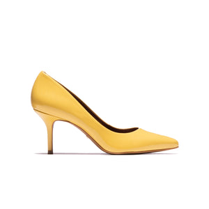 Antonia Yellow Patent