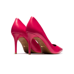 Arabella Pink Leather