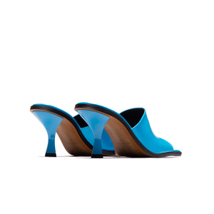Naxos Blue Leather