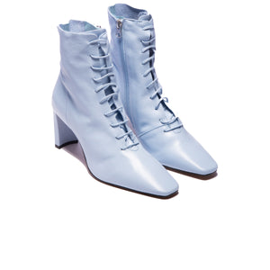 Madeline Pale Blue Leather