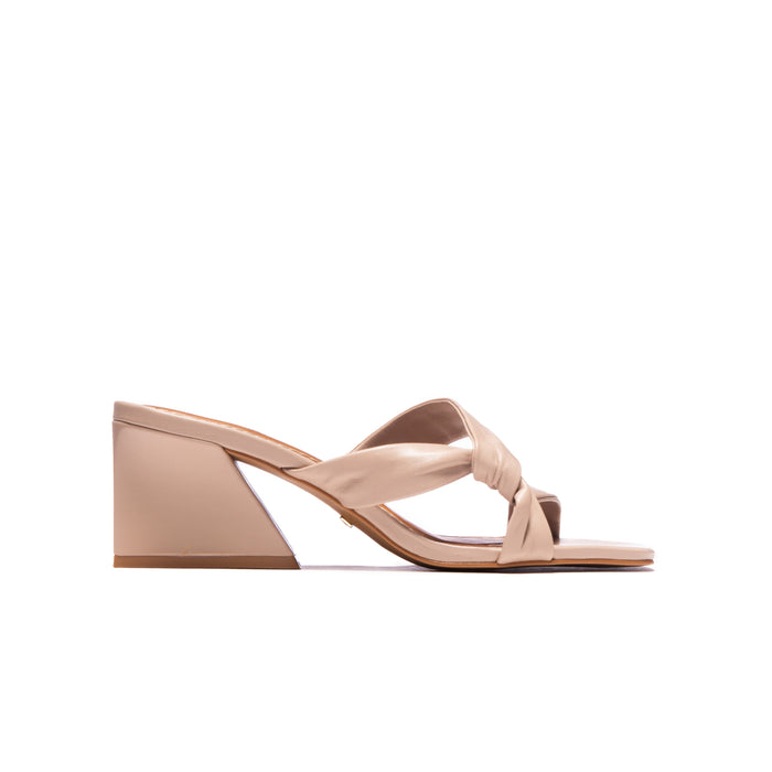 Galla Nude Leather