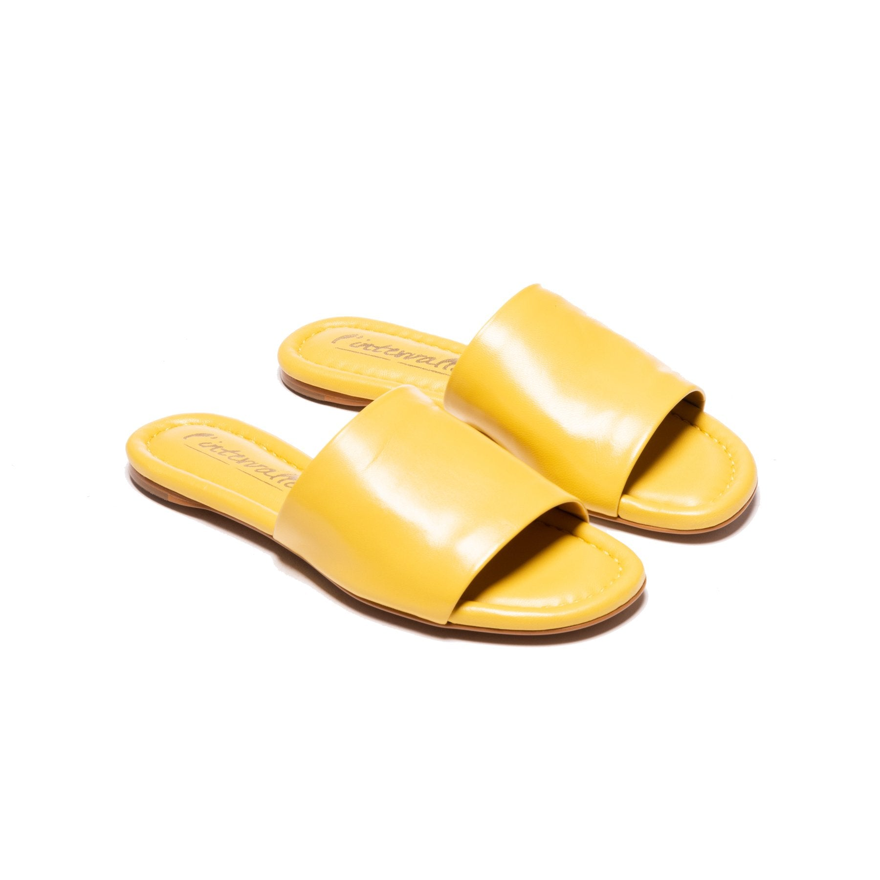 Lupe Yellow Leather