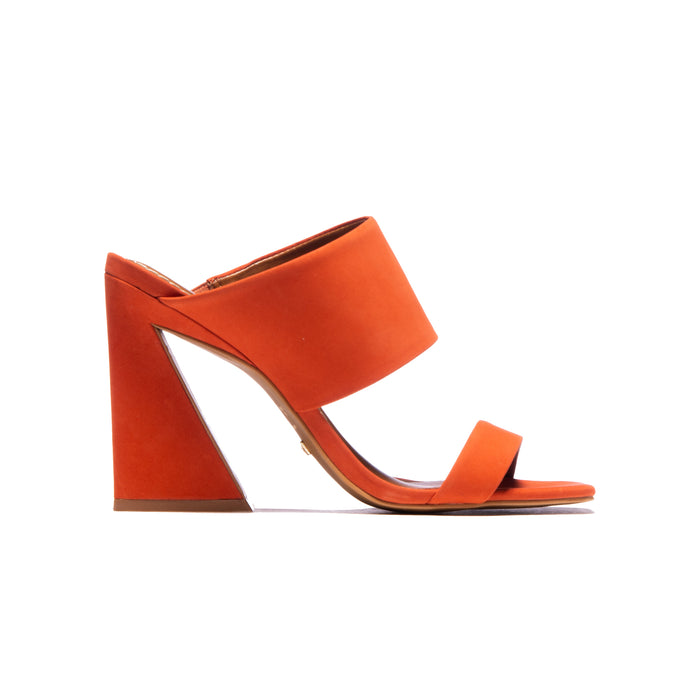 Dulce Orange Nubuck