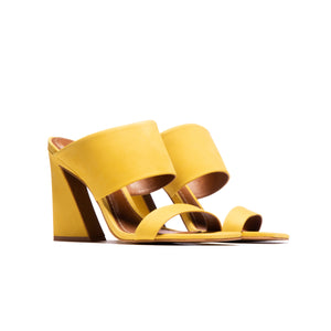 Dulce Yellow Nubuck