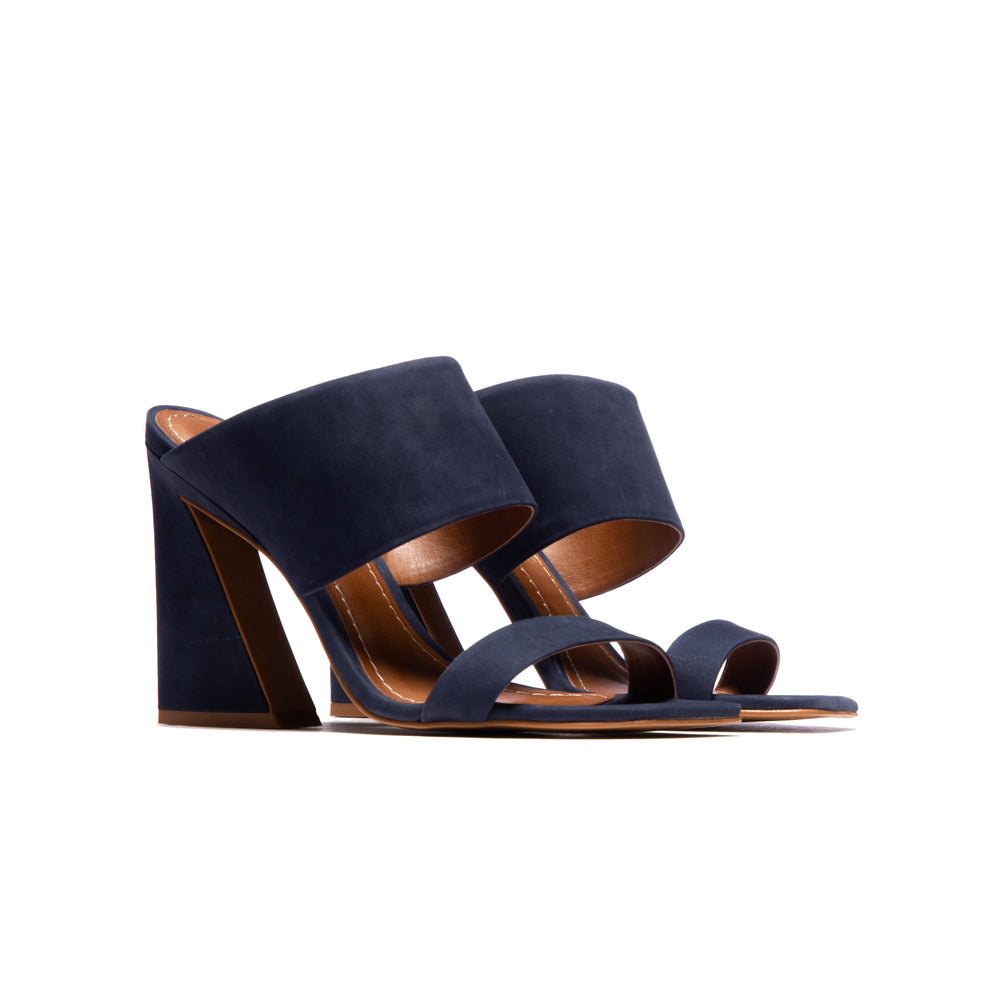Load image into Gallery viewer, Dulce Navy Nubuck