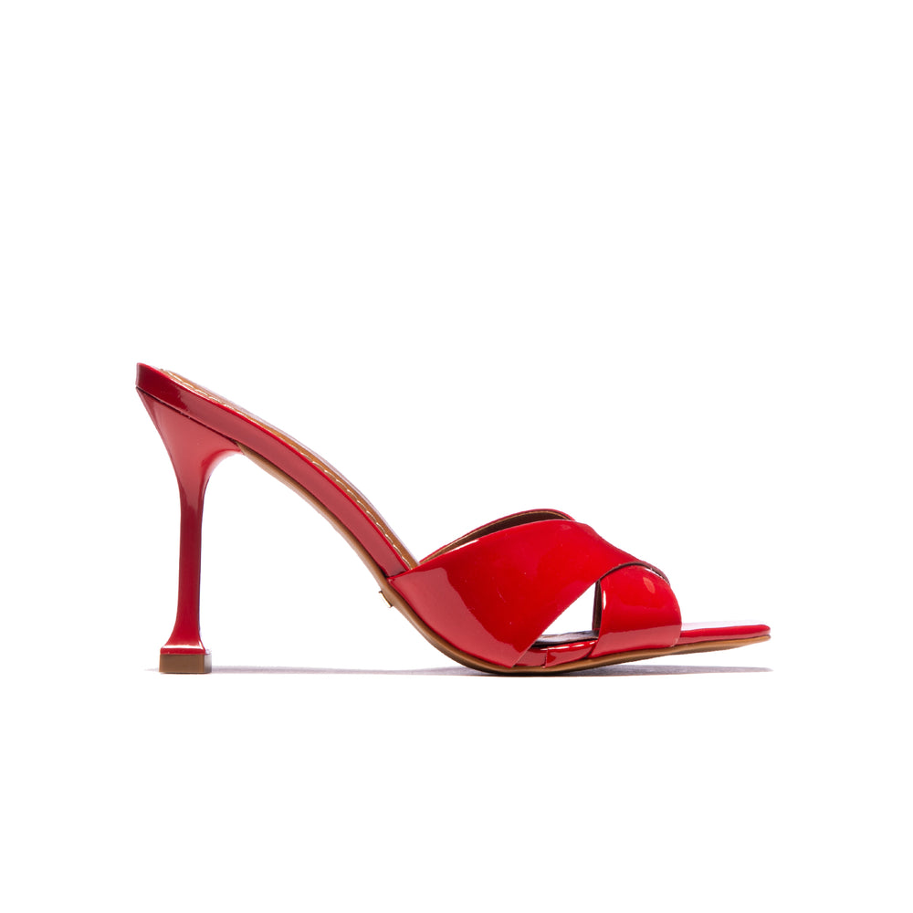 Fantine Red Patent