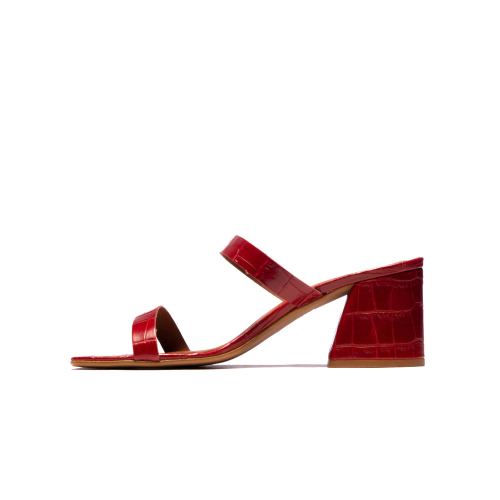 Load image into Gallery viewer, Violina Red Croco