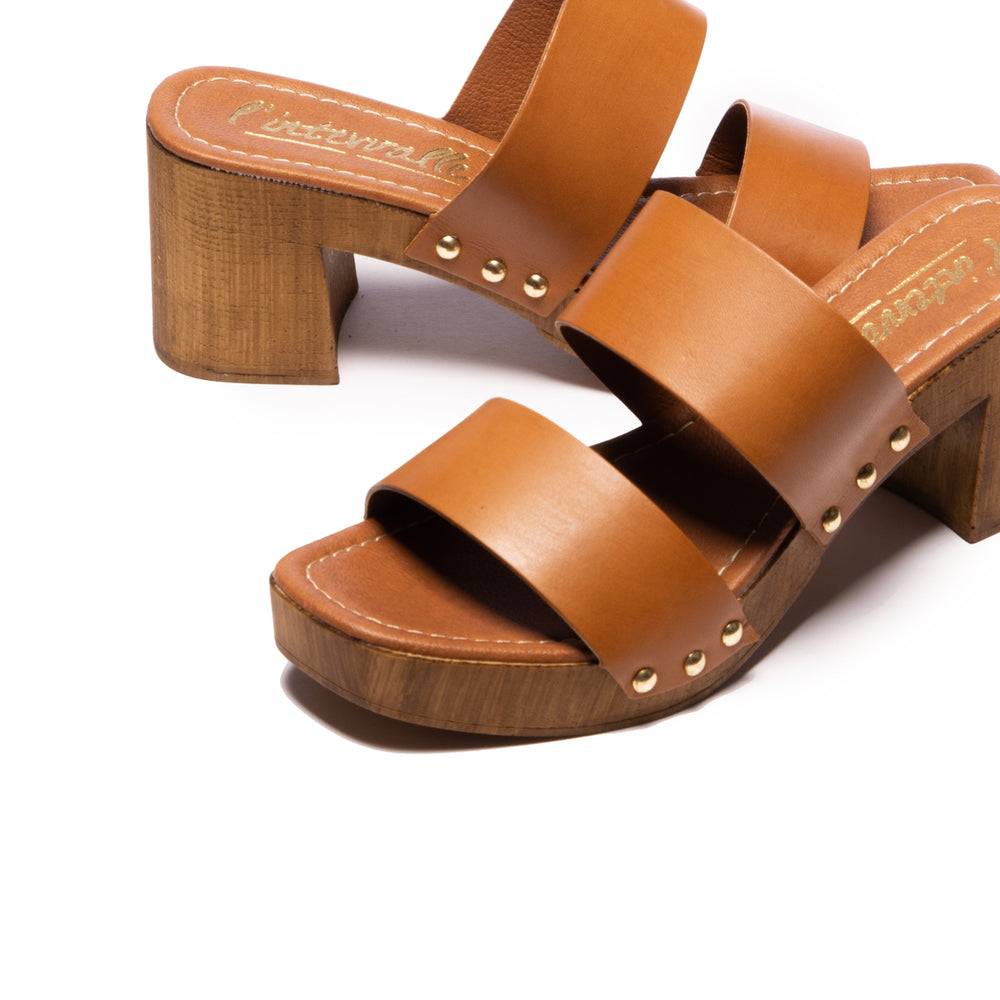 Aglea Tan Leather