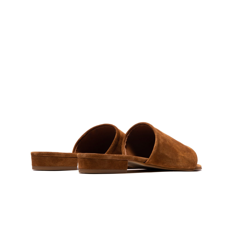 Load image into Gallery viewer, Katana Tan Suede