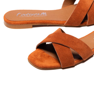 Load image into Gallery viewer, Kalypso Tan Suede