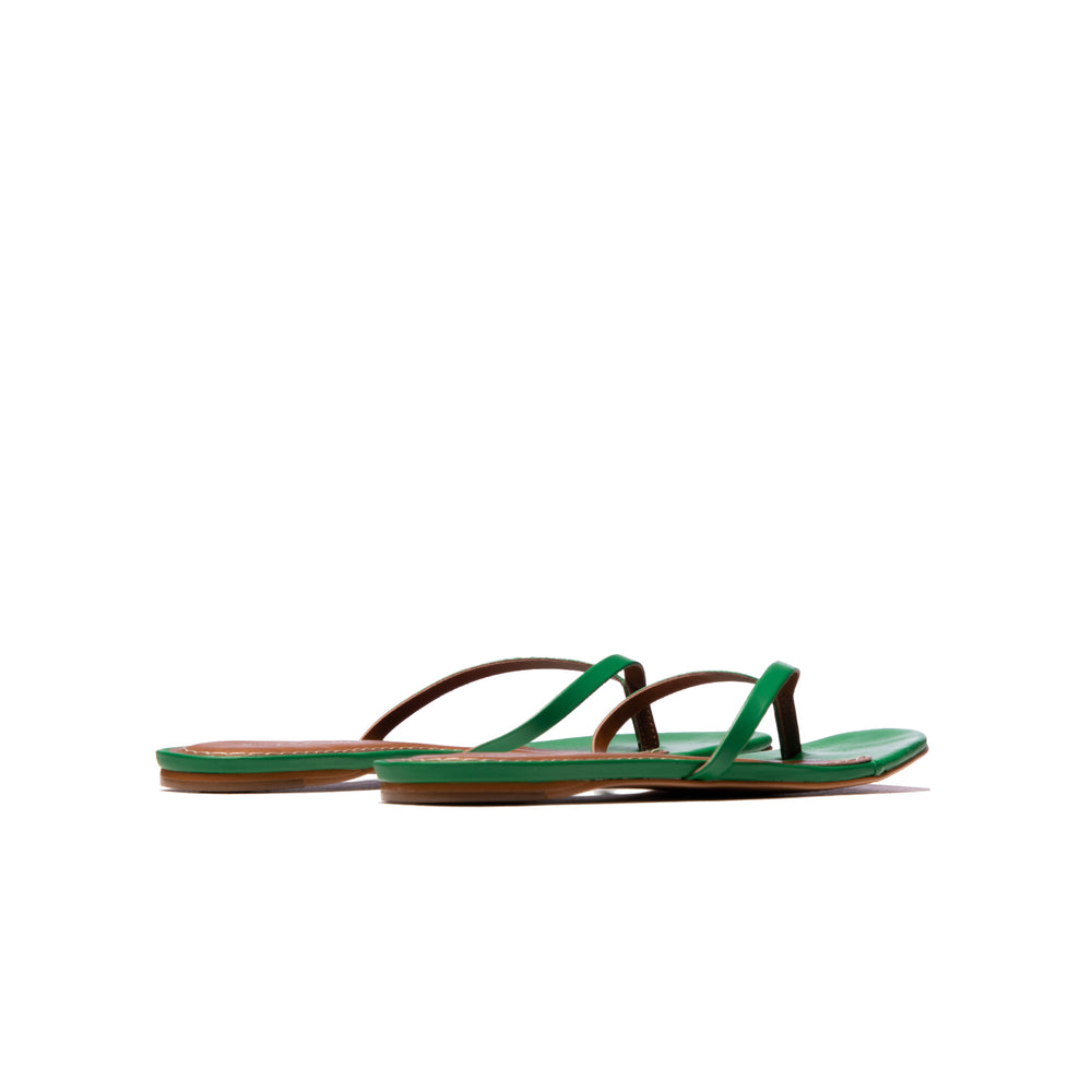 Lilo Green Leather