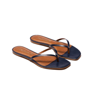 Lilo Navy Leather