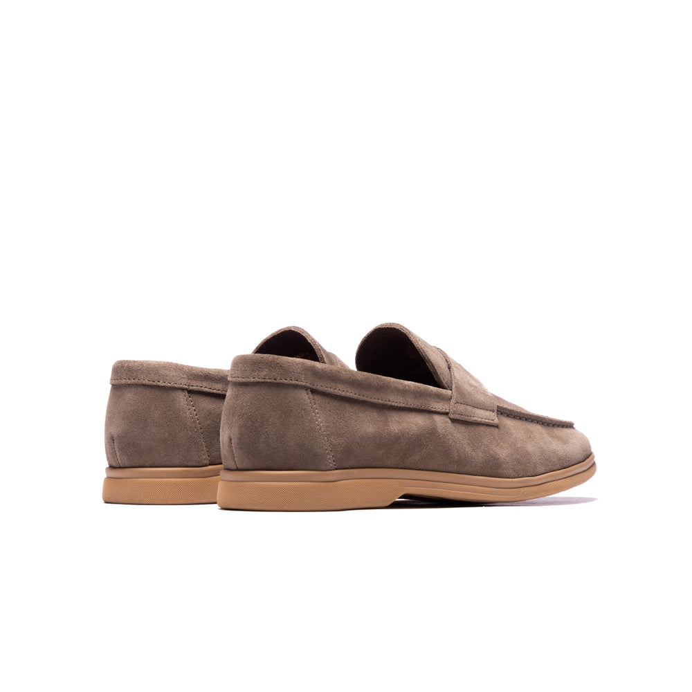 Jacob Grey Suede