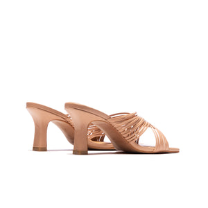 Quella Nude Leather