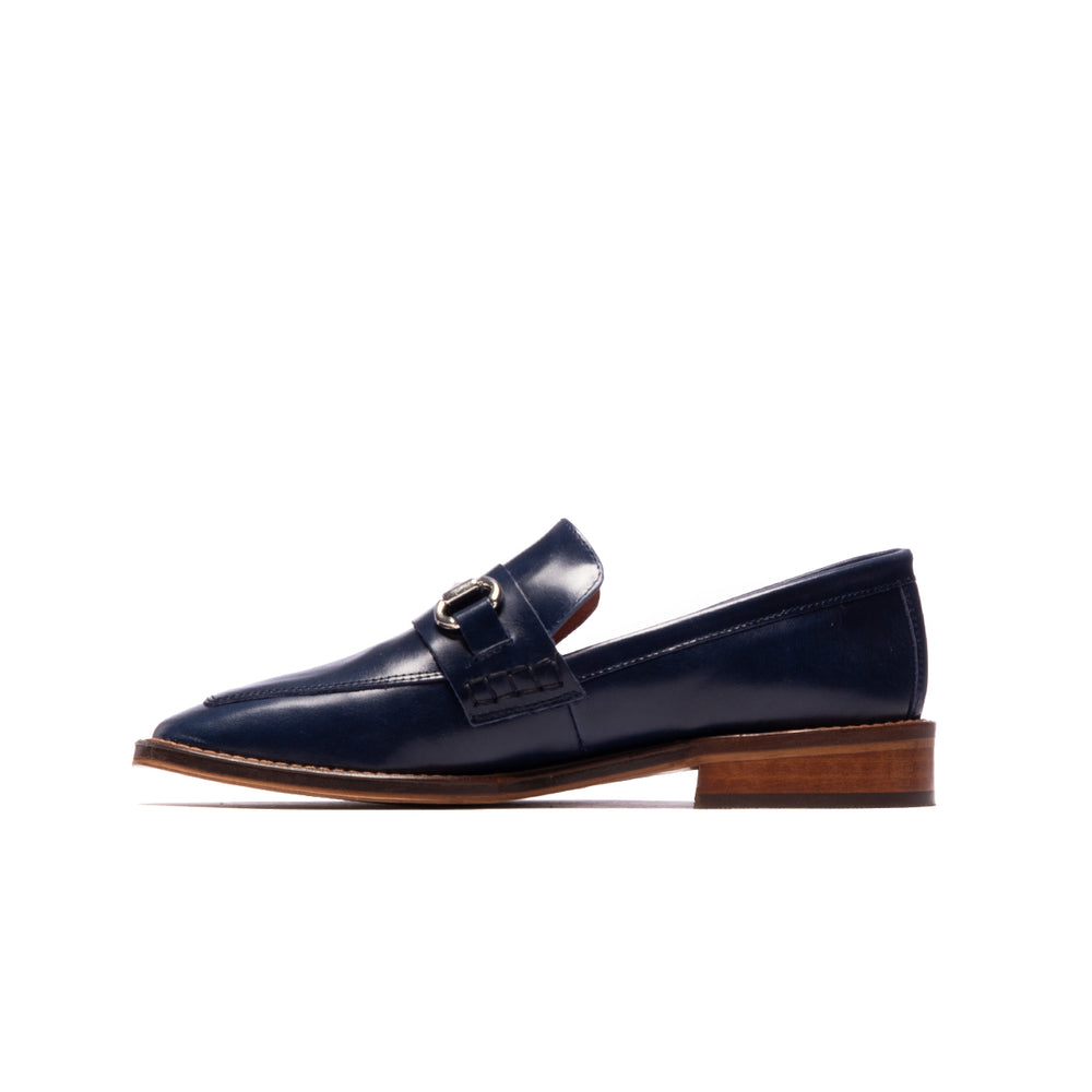 Margot Navy Leather