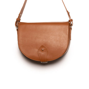 Telma Tan Leather