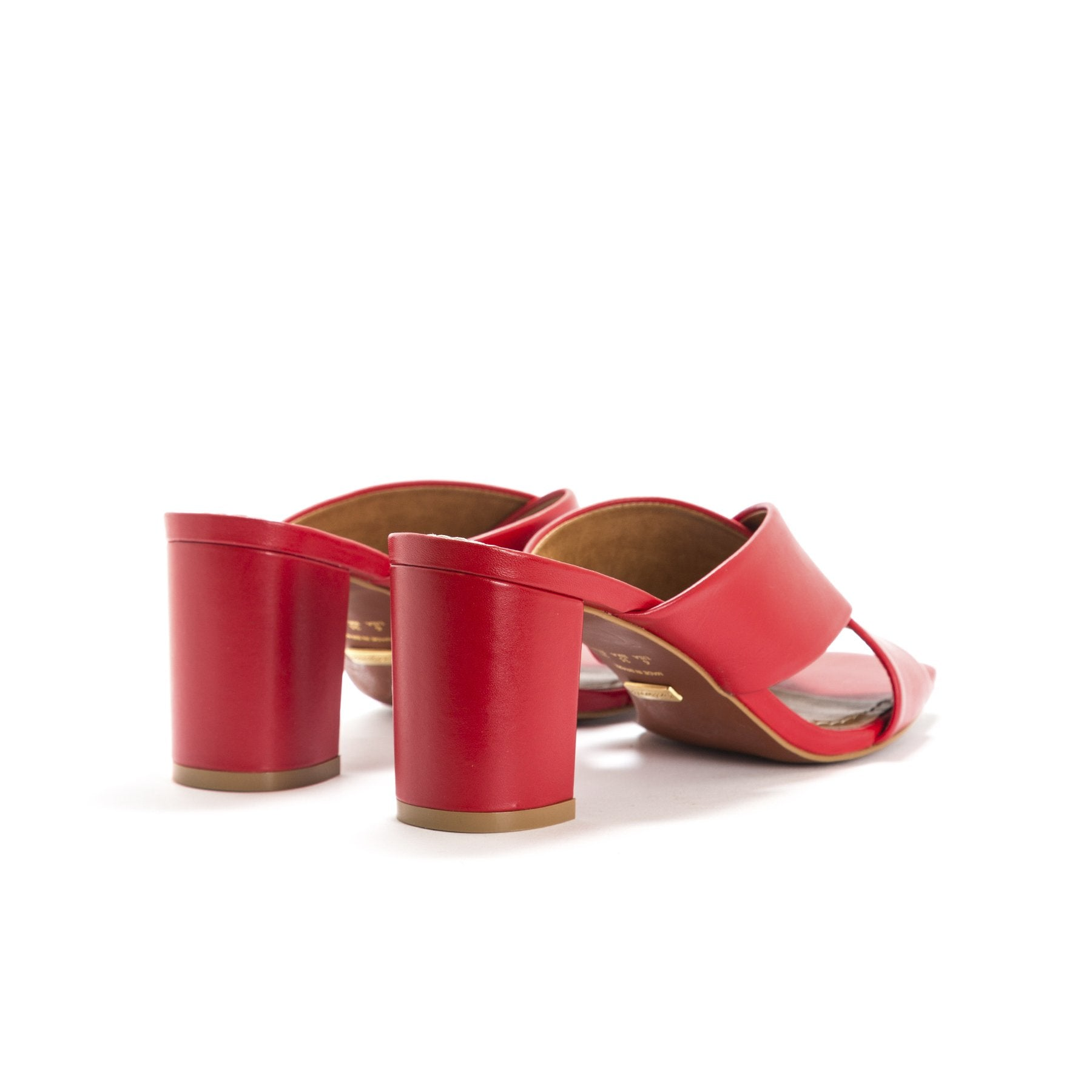 Venizia Red Leather-SOLD OUT