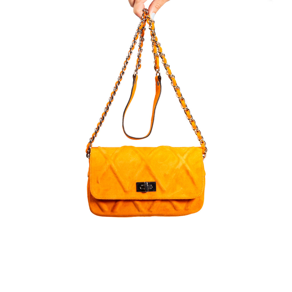Load image into Gallery viewer, Arome Orange Suede
