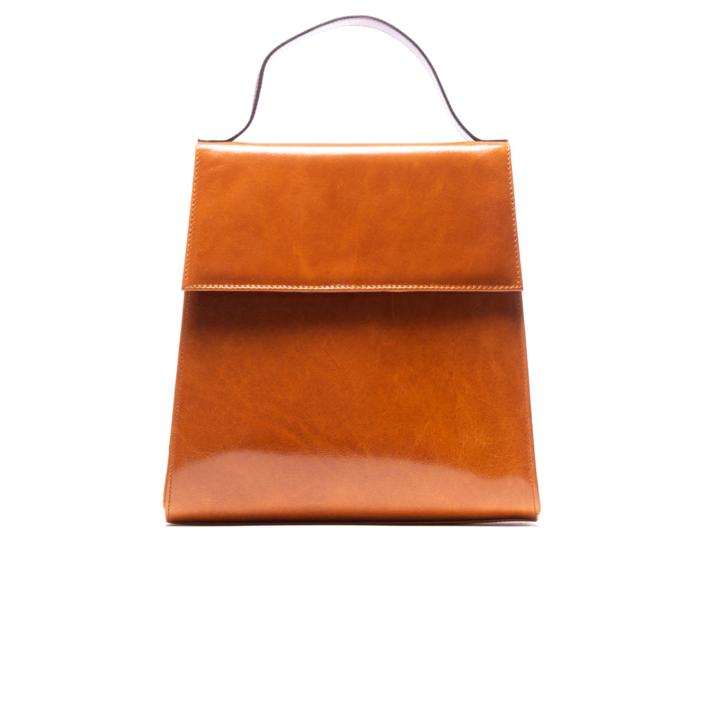 Rut Tan Leather