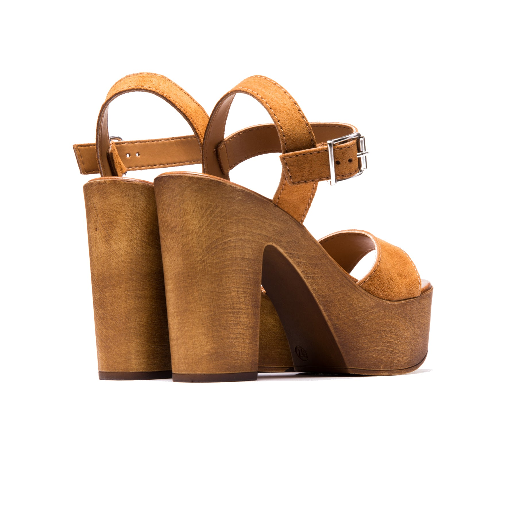 Amar Brown Suede