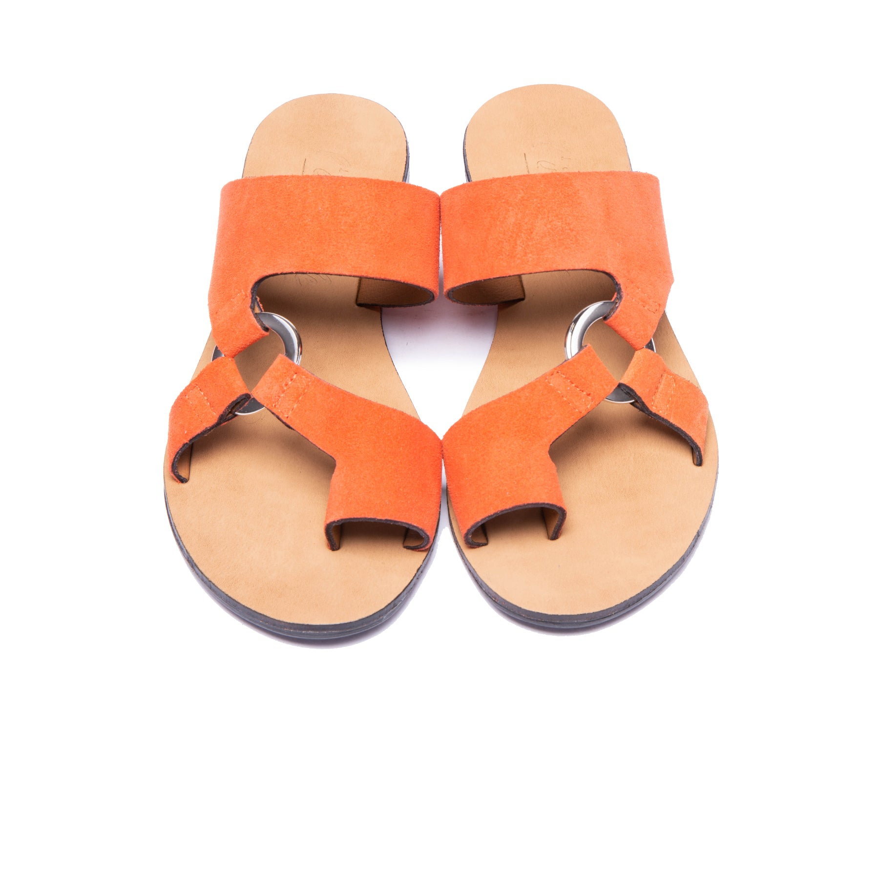 Bayani Orange Leather