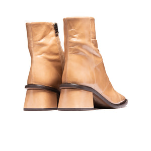 Belmont Camel Leather