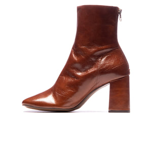 Leroy Chestnut Leather
