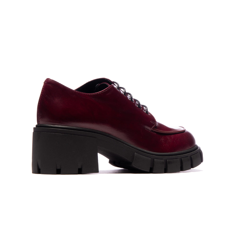 Poitier Bordeaux Leather