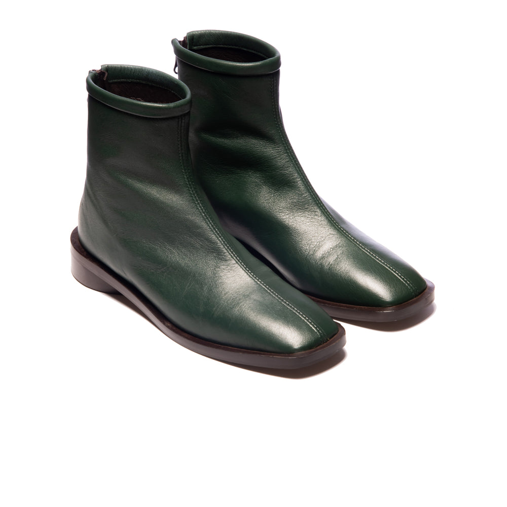 Alfama Green Leather
